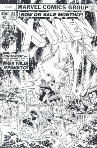 kleurplaat X-men (16)