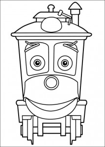 coloring page Zephie