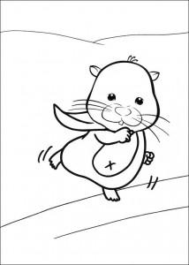 раскраска Zhu Zhu Pets (25)