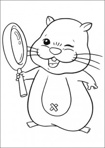 Disegno da colorare Zhu Zhu Pets (26)