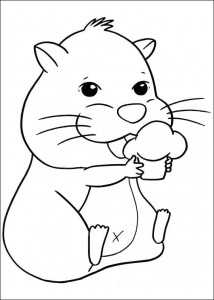 Disegno da colorare Zhu Zhu Pets (31)