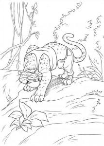 Dibujo para colorear Zootropolis (12)